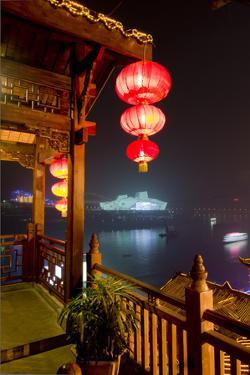 Chongqing Opera by Charles Bowman