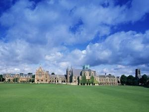 Clifton College, Bristol, England, United Kingdom by Charles Bowman