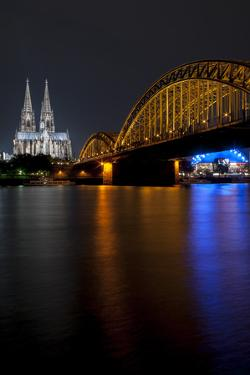 Cologne Cathedral by Charles Bowman