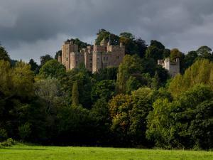 Dunster Castle, Somerset, England, United Kingdom, Europe by Charles Bowman
