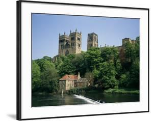 Durham Cathedral, Unesco World Heritage Site, Durham, County Durham, England, United Kingdom by Charles Bowman