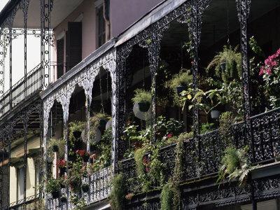 French Quarter, New Orleans, Louisiana, USA