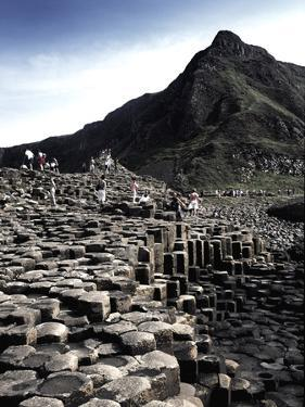 Giants Causeway by Charles Bowman