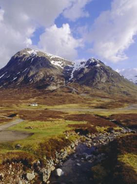 Glencoe (Glen Coe), Highlands Region, Scotland, UK, Europe by Charles Bowman