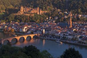 Heidelberg 1 by Charles Bowman