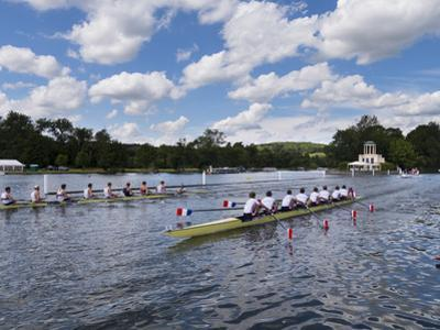 Henley Royal Regatta by Charles Bowman