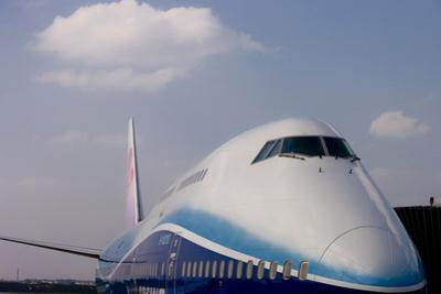 Jumbo Jet by Charles Bowman