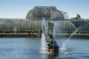 Kew Palm House by Charles Bowman