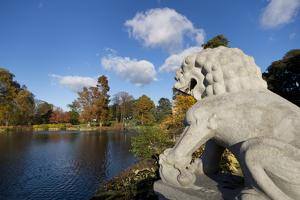 Kew Pond by Charles Bowman