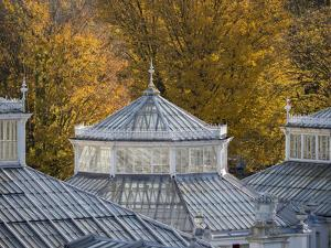 Kew Temperate House 2 by Charles Bowman