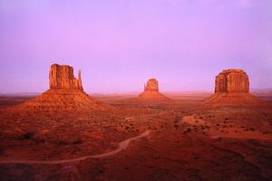 Monument Valley by Charles Bowman