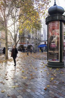 Paris St Michel by Charles Bowman