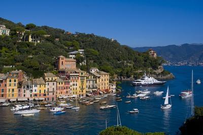 Portofino, Riviera Di Levante, Liguria, Italy, Europe
