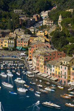 Portofino, Riviera Di Levante, Liguria, Italy, Europe by Charles Bowman