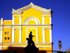 Santiago University by Charles Bowman