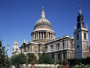 St. Paul's Cathedral, London, England, United Kingdom by Charles Bowman