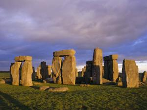 Stonehenge, Wiltshire, England, UK by Charles Bowman