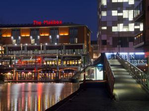 The Mailbox, Canal Area, Birmingham, Midlands, England, United Kingdom, Europe by Charles Bowman