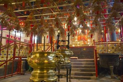 Tin Hau Temple, Causeway Bay, Hong Kong, China