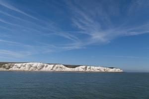 White Cliffs of Dover, Kent, England, United Kingdom, Europe by Charles Bowman
