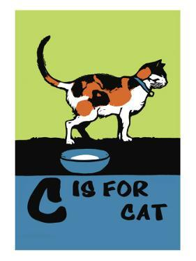 C is for Cat by Charles Buckles Falls