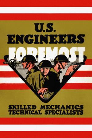 U.S. Engineers Foremost