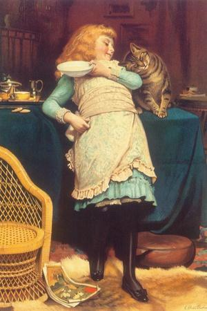 Coaxing Is Better Than Teasing, 1883