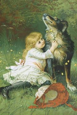Do You Like Butter by Charles Burton Barber