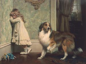 Special Pleader by Charles Burton Barber