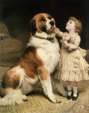 Tender Loving Care by Charles Burton Barber