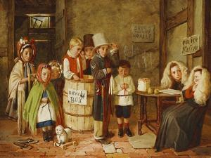 The Police Court, 1867 by Charles Cooper Henderson