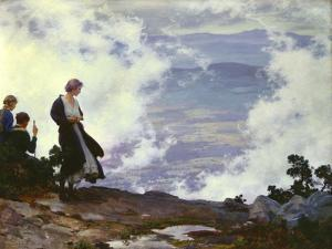After the Storm by Charles Courtney Curran