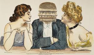 Gibson Girls, 1903 by Charles Dana Gibson