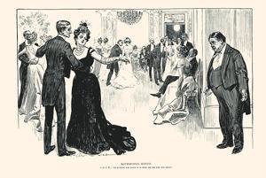Matrimonial Misfits by Charles Dana Gibson