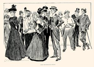 Some Professional People by Charles Dana Gibson