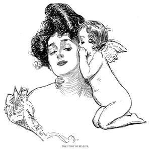 Story, 1902 by Charles Dana Gibson