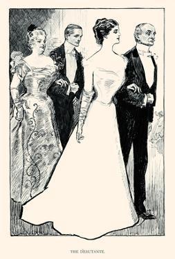 The Debutante by Charles Dana Gibson