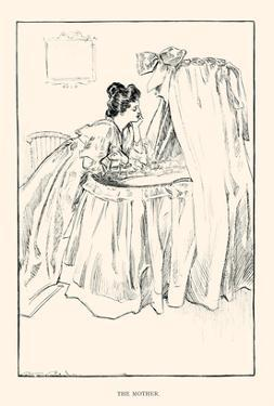 The Mother by Charles Dana Gibson