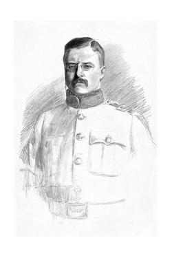 Theodore Roosevelt by Charles Dana Gibson