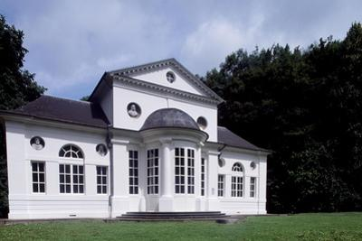 Small Neo-Classical Theatre in Park of Seneffe Castle, 1780