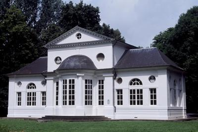 Small Neo-Classical Theatre in the Park of Seneffe Castle, 1780