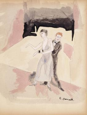 Dancers by Charles Demuth