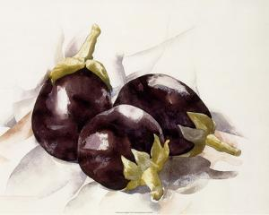 Eggplants, 1927 by Charles Demuth