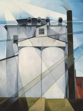 My Egypt, 1927 by Charles Demuth