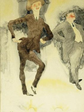 On Stage by Charles Demuth