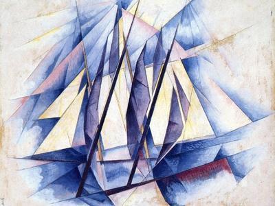 Sailing Boats, 1919