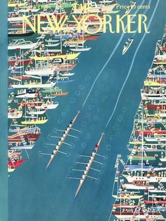 The New Yorker Cover - May 27, 1961