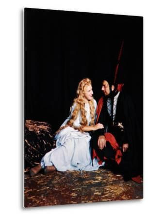 Ezio Pinza in Faust-Debut of Daughter Claudia Pinza by Charles E. Steinheimer