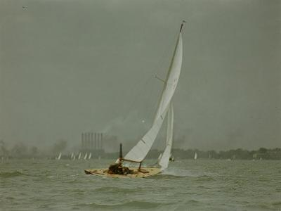 Inland Yachting, Midwest by Charles E. Steinheimer