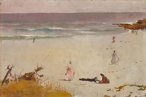 Bronte Beach, 1888 by Charles Edward Conder